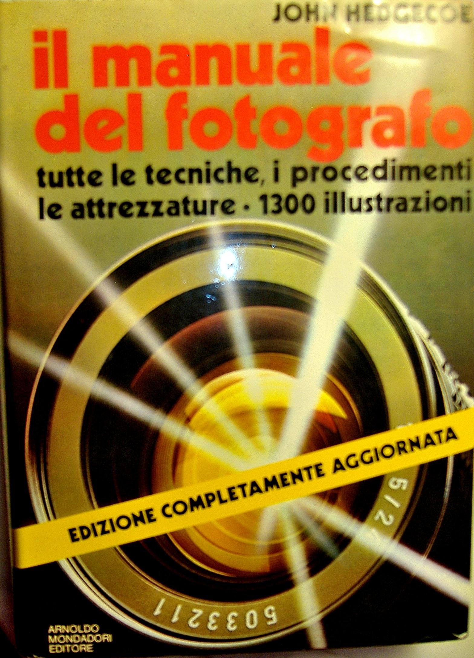 Il manuale del fotografo