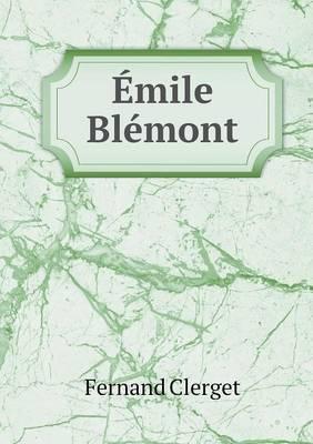 Emile Blemont