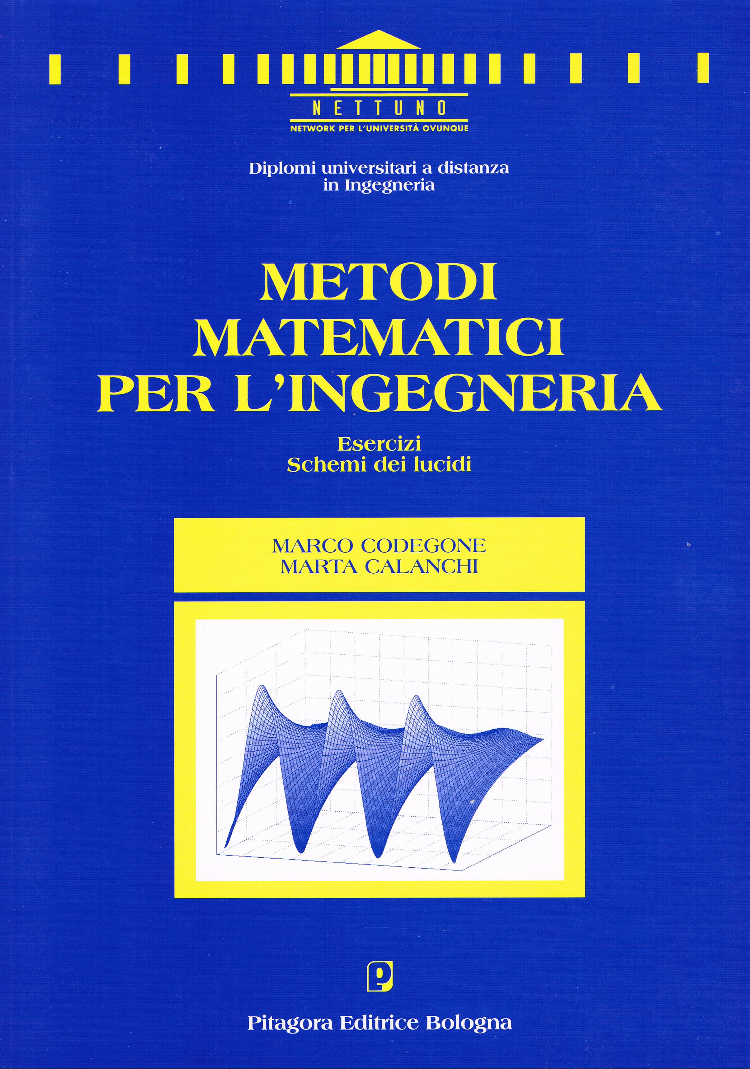 Metodi matematici per l'ingegneria