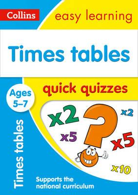 Times Tables Quick Q...