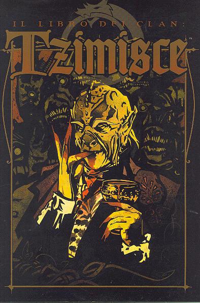 Libro dei Clan: Tzimisce