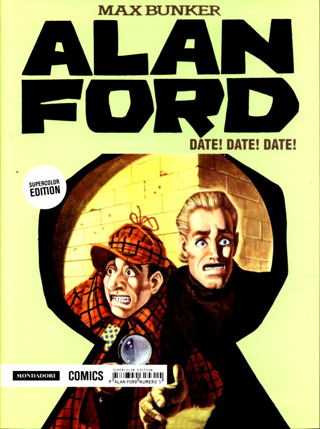Alan Ford Supercolor Edition n. 5