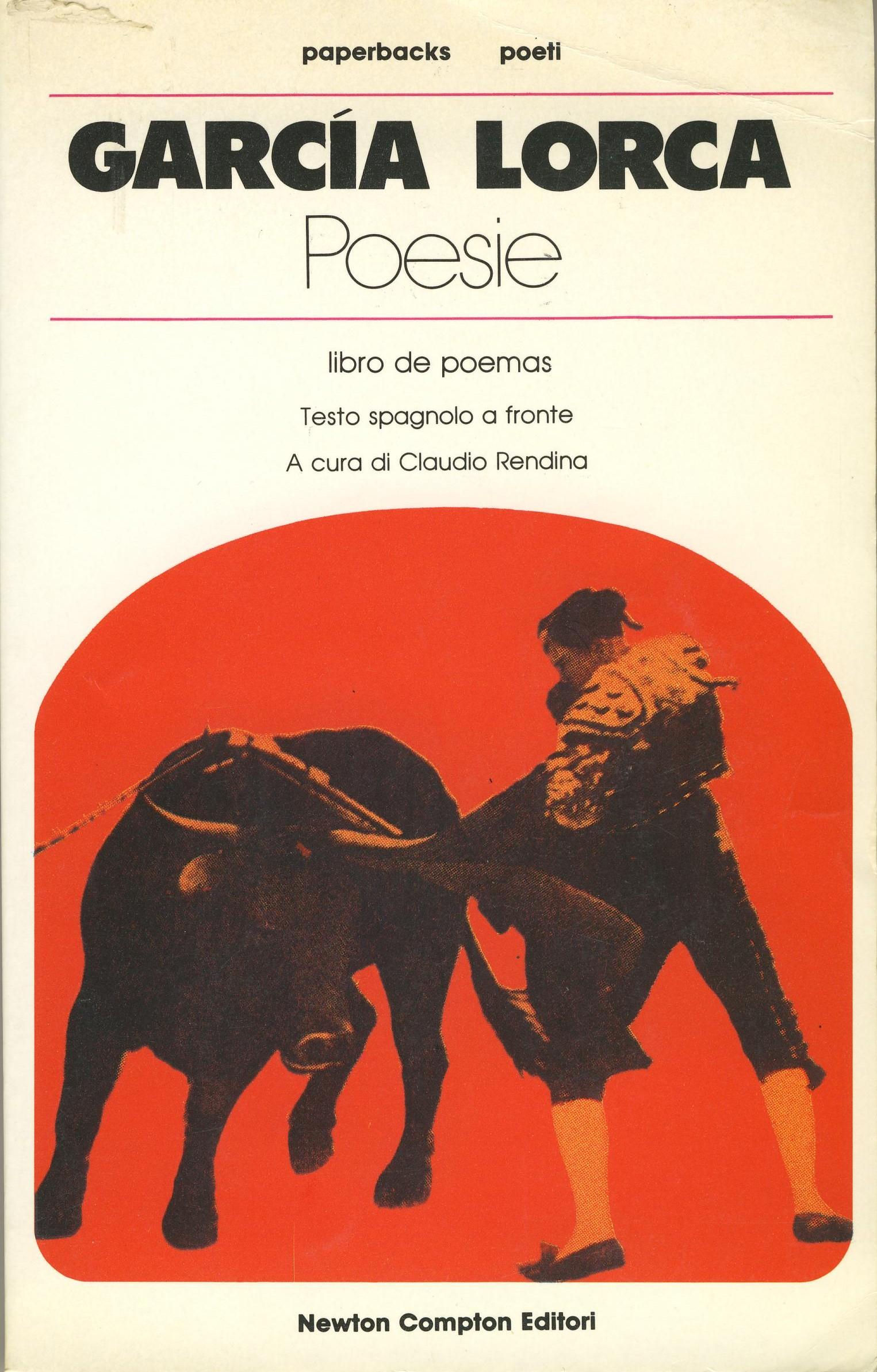 Garcia Lorca Poesie