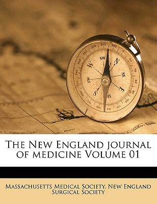 The New England Journal of Medicine Volume 01