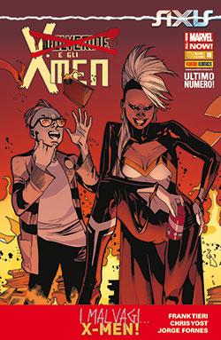 Wolverine e gli X-Men n. 39