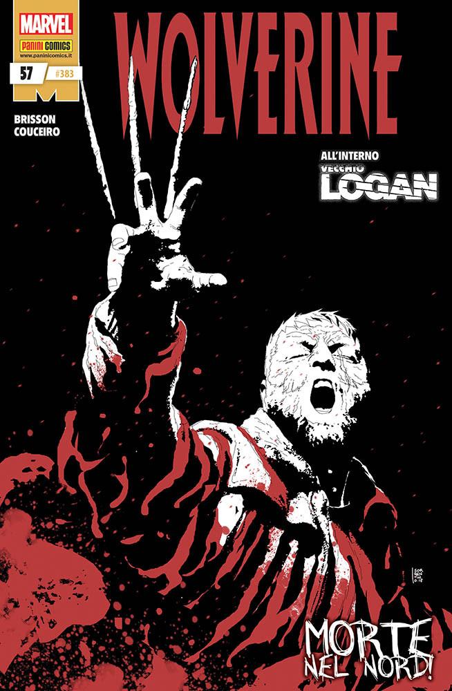 Wolverine n. 383