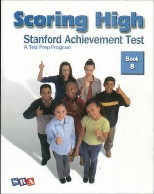 Scoring High on the SAT/10, Student Edition, Grade 8
