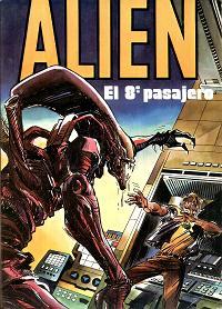 Alien el 8º pasajer...