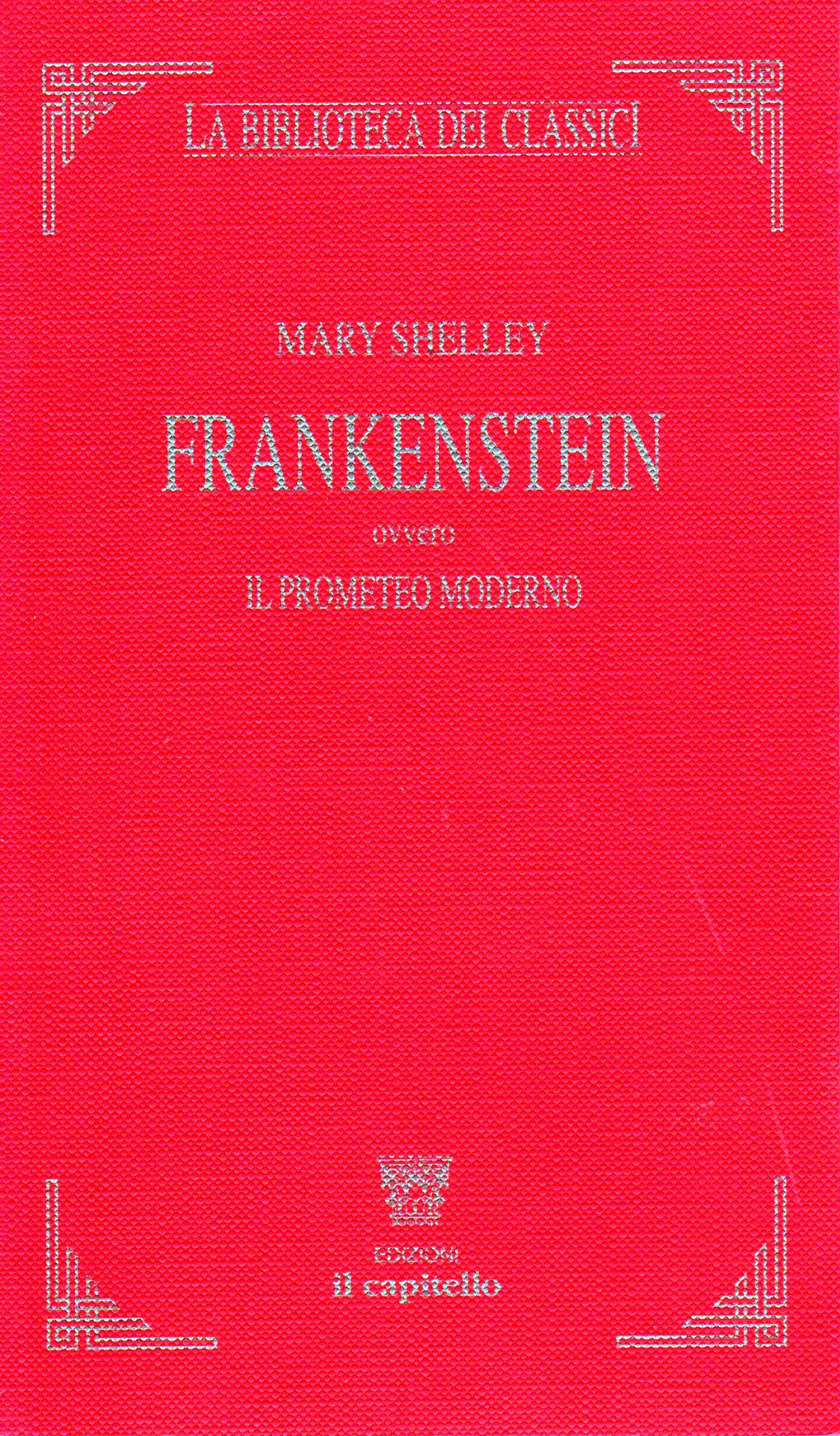 Frankenstein ovvero ...