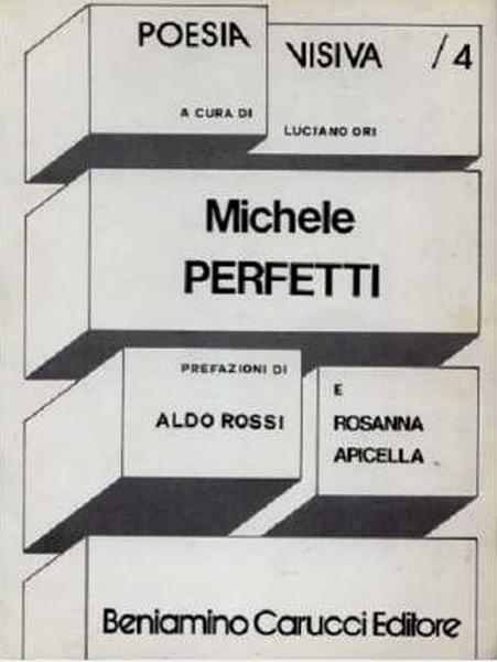 Michele Perfetti - Poesia visiva