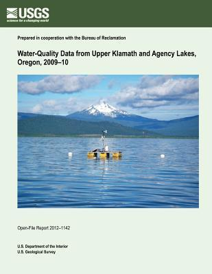 Water-Quality Data from Upper Klamath and Agency Lakes, Oregon, 2009-10