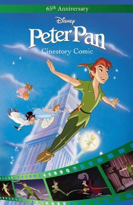 Disney Peter Pan Cinestory Comic