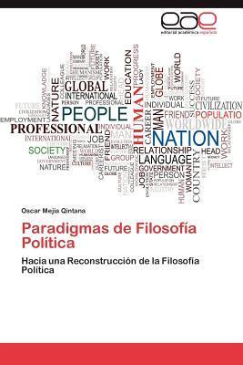Paradigmas de Filosofía Política