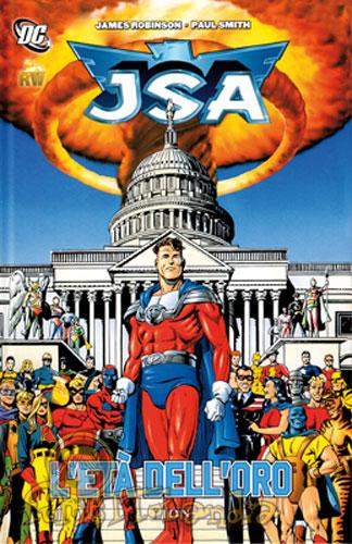 JSA: L'Età dell'Oro