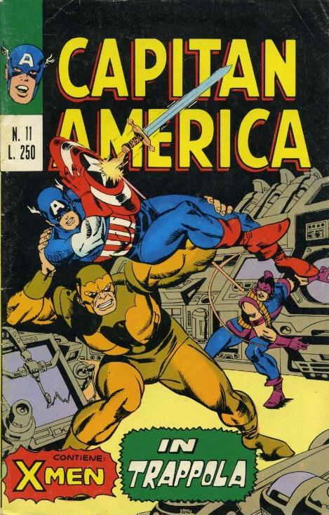Capitan America n. 11