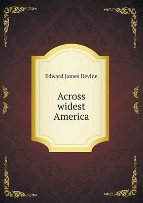 Across Widest America