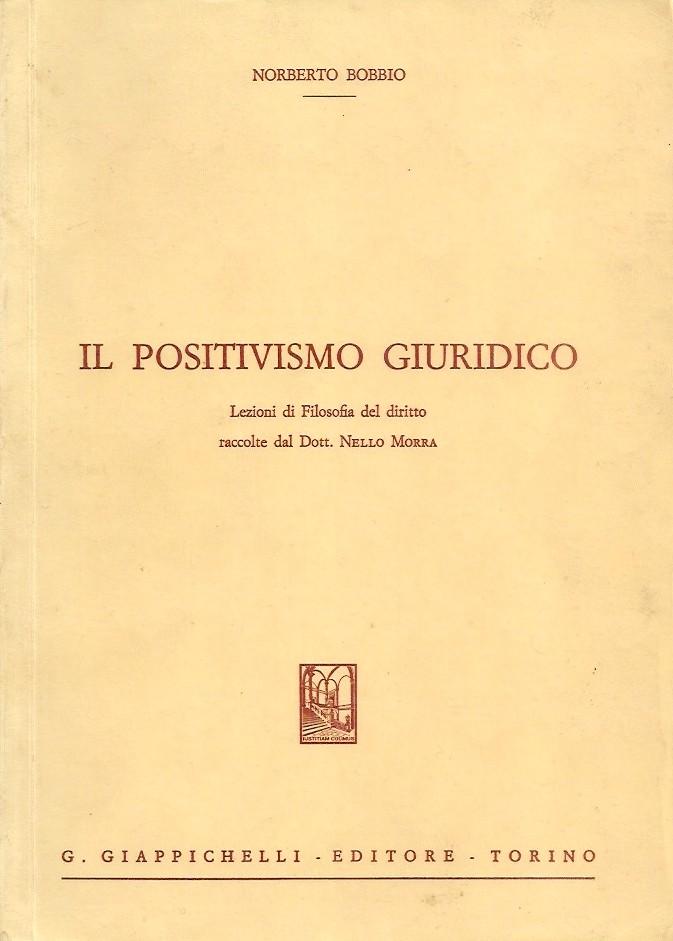 Il positivismo giuri...