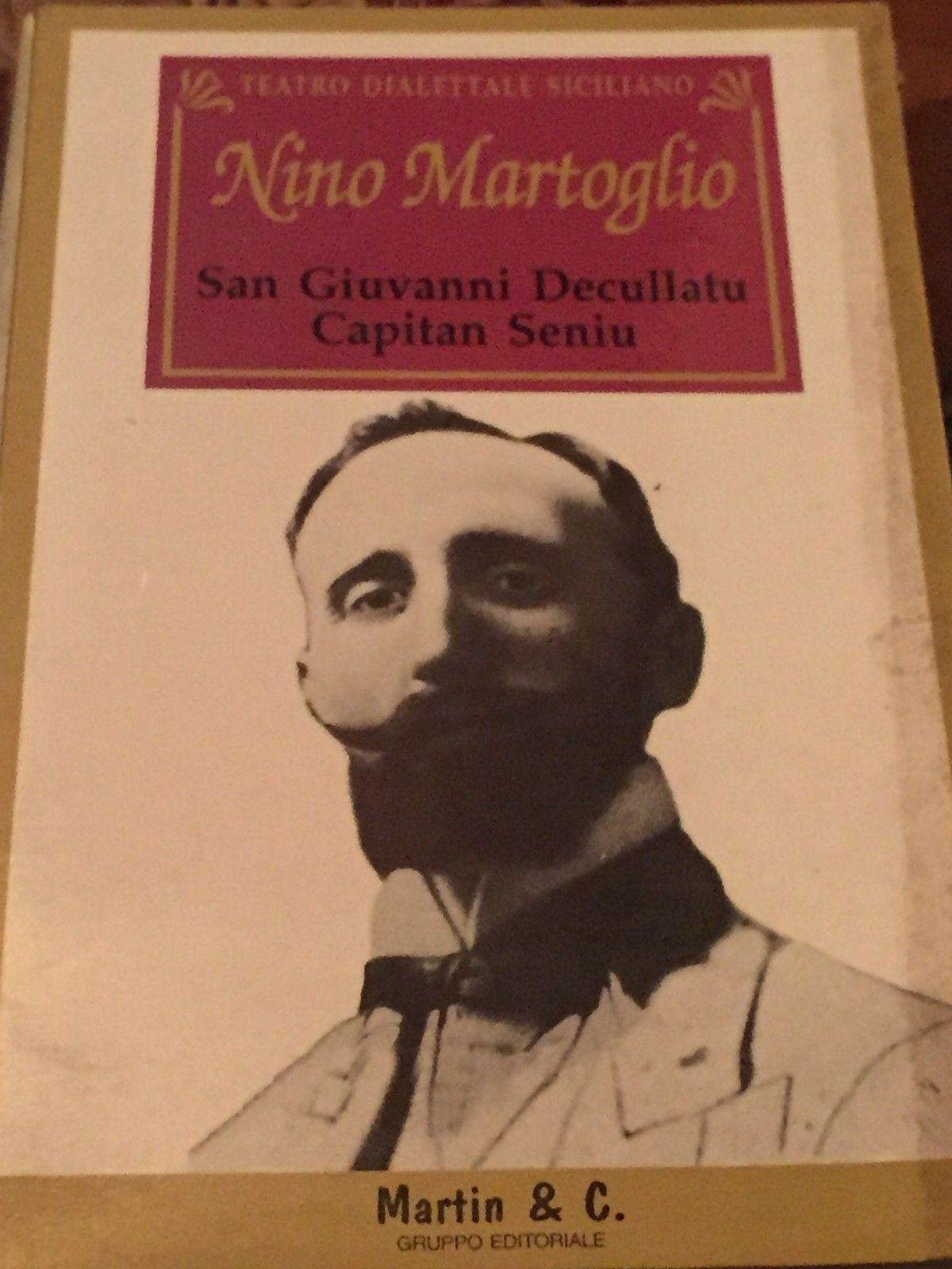 San Giuvanni Decullatu - Capitan Seniu