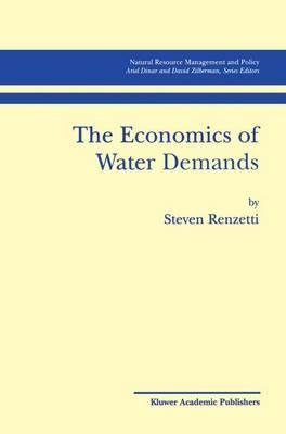 The Economics of Water Demands