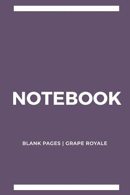 Notebook Blank Pages