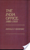 The India Office, 1880-1910