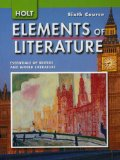 Elements of Literature 6th Course