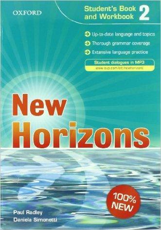 New horizons. Student's book-Workbook-Homework book. Per le Scuole superiori. Con CD Audio. Con espansione online