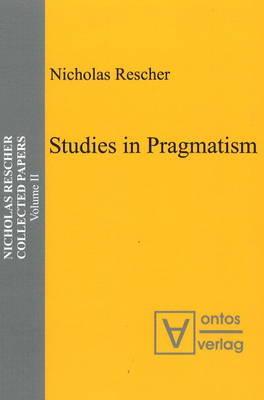 Nicolas Rescher Collected Papers