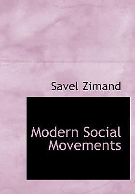 Modern Social Movements