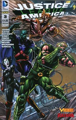 Justice League America n. 3