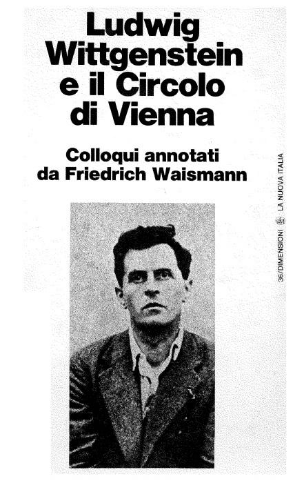 Ludwig Wittgenstein e il Circolo di Vienna