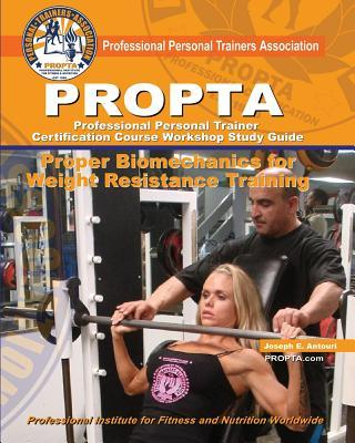 Propta Professional Personal Trainer Certification Course Workshop Study Guide