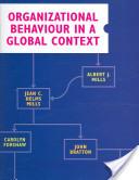 Organizational Behaviour in a Global Context