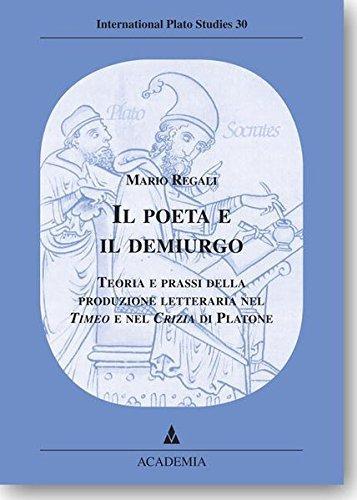 Il poeta e il demiurgo