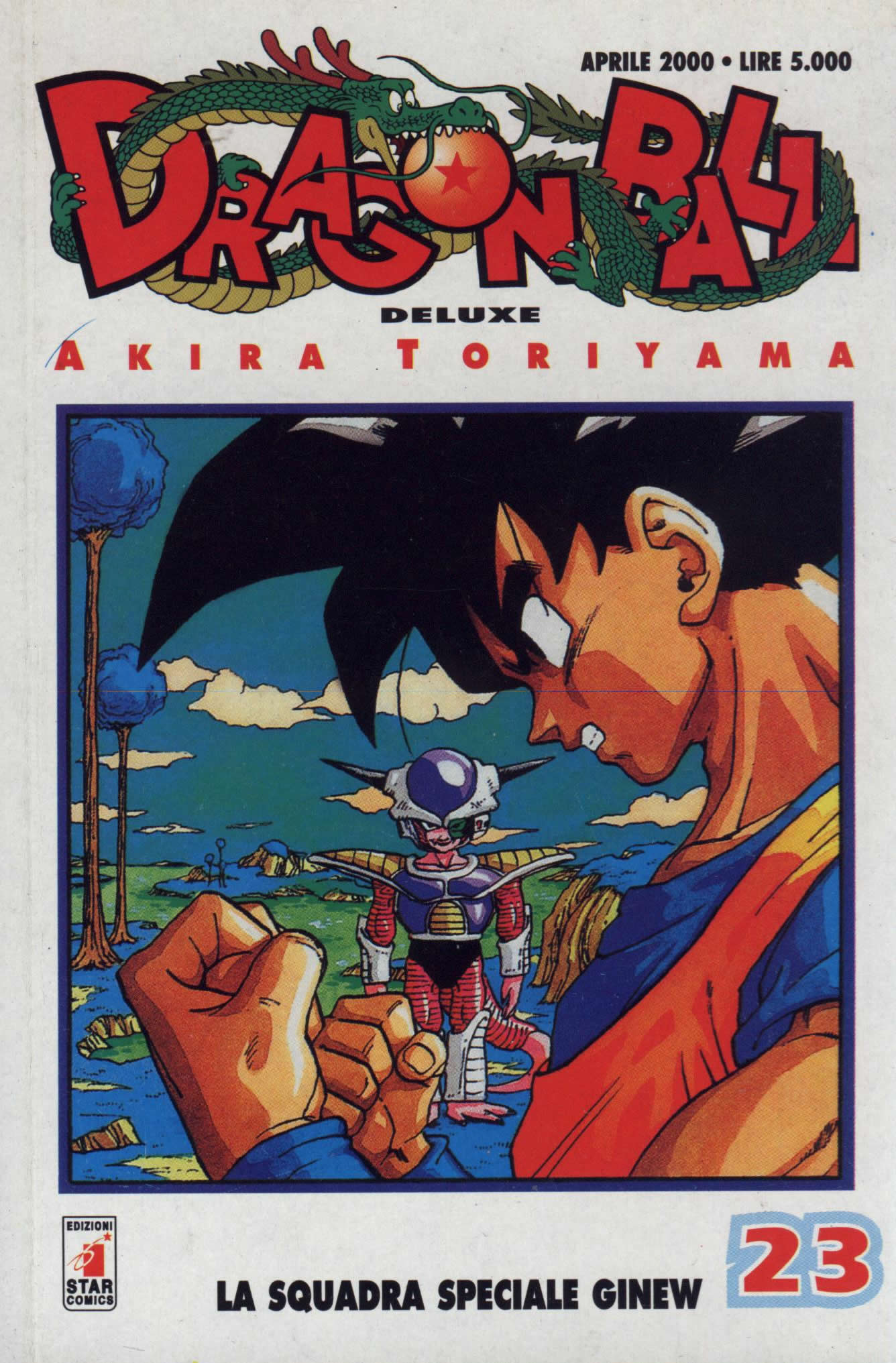 Dragon Ball Deluxe vol. 23