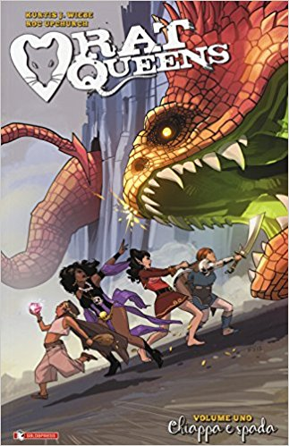 Rat Queens vol. 1