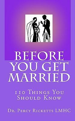 Before You Get Married