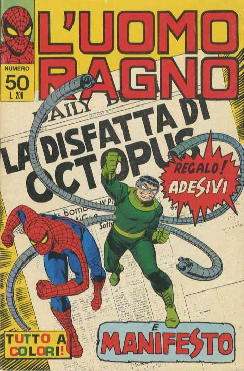 L'Uomo Ragno n. 50