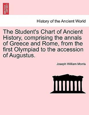 The Student's Chart of Ancient History, comprising the annals of Greece and Rome, from the first Olympiad to the accession of Augustus