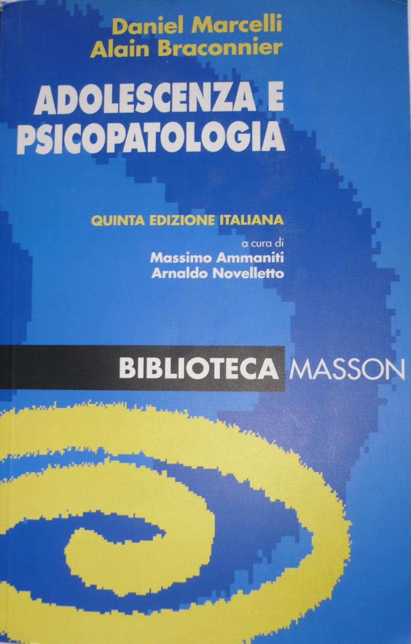 Adolescenza e psicopatologia