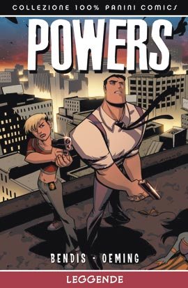 Powers vol. 8