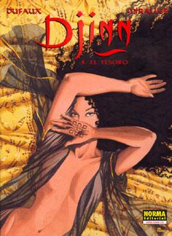 Djinn 4, el Tesoro