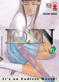 Eden vol. 11
