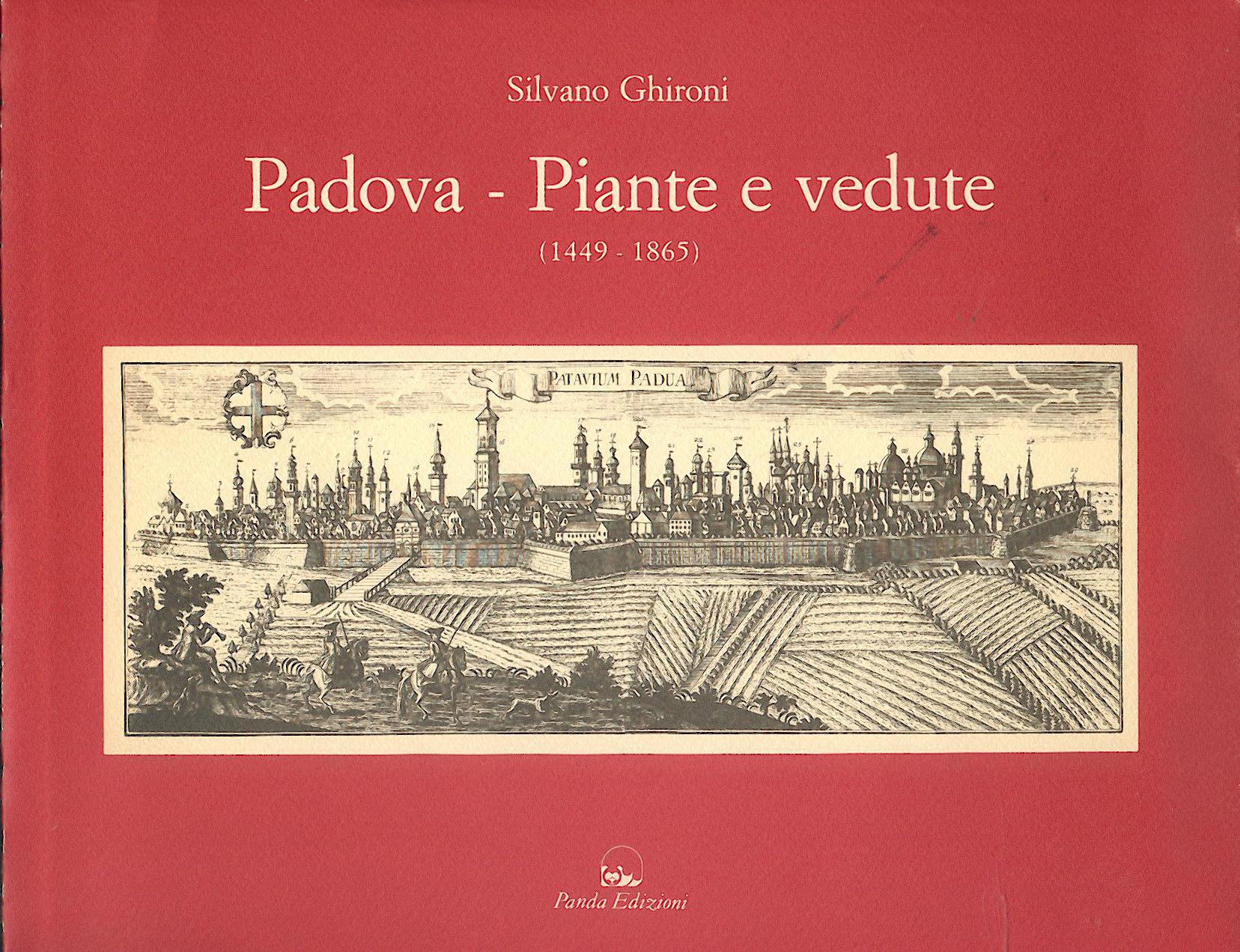 Padova - Piante e vedute