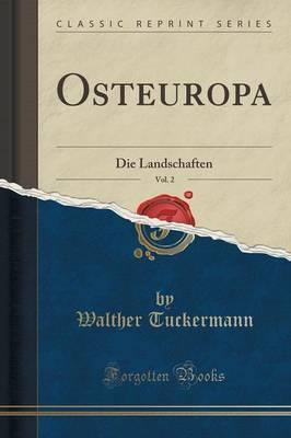 Osteuropa, Vol. 2