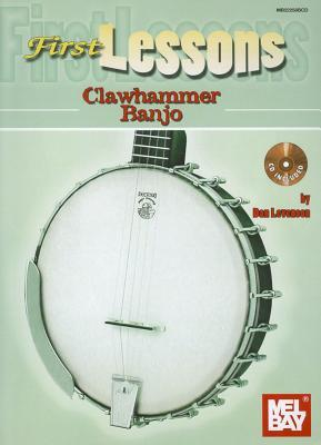 First Lessons Clawhammer Banjo