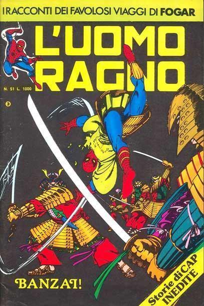 L'Uomo Ragno (2a serie) n. 51