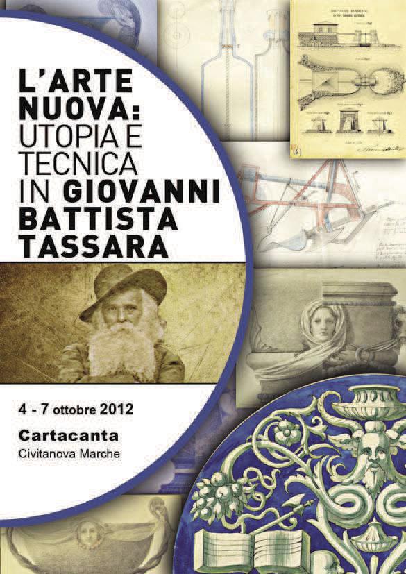 L'arte nuova: utopia e tecnica in Giovanni Battista Tassara
