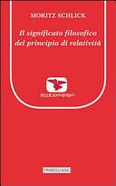 Il significato filosofico del principio di relatività