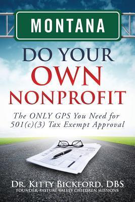 Montana Do Your Own Nonprofit